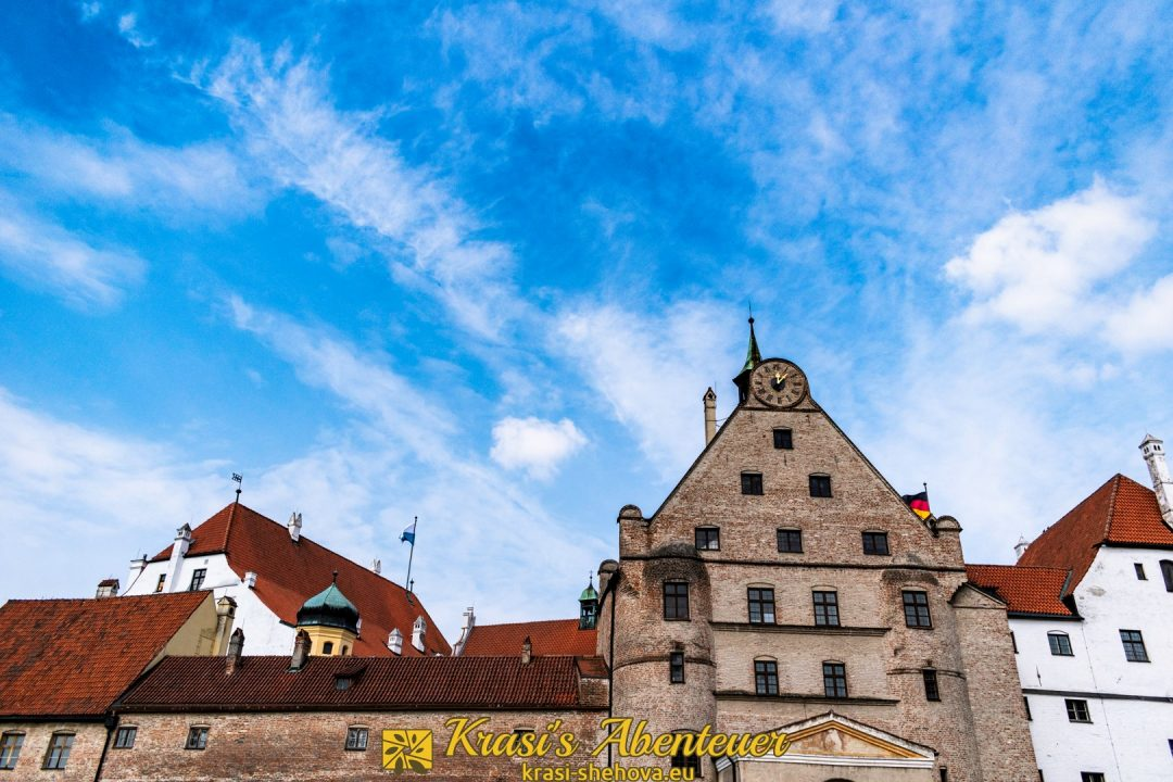 Burg Trausnitz / Крепост Траусниц
