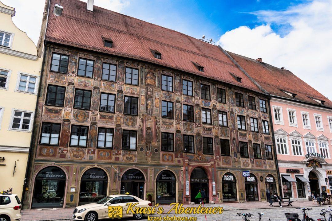Landshut - Altstadt / Ландсхут - старият град