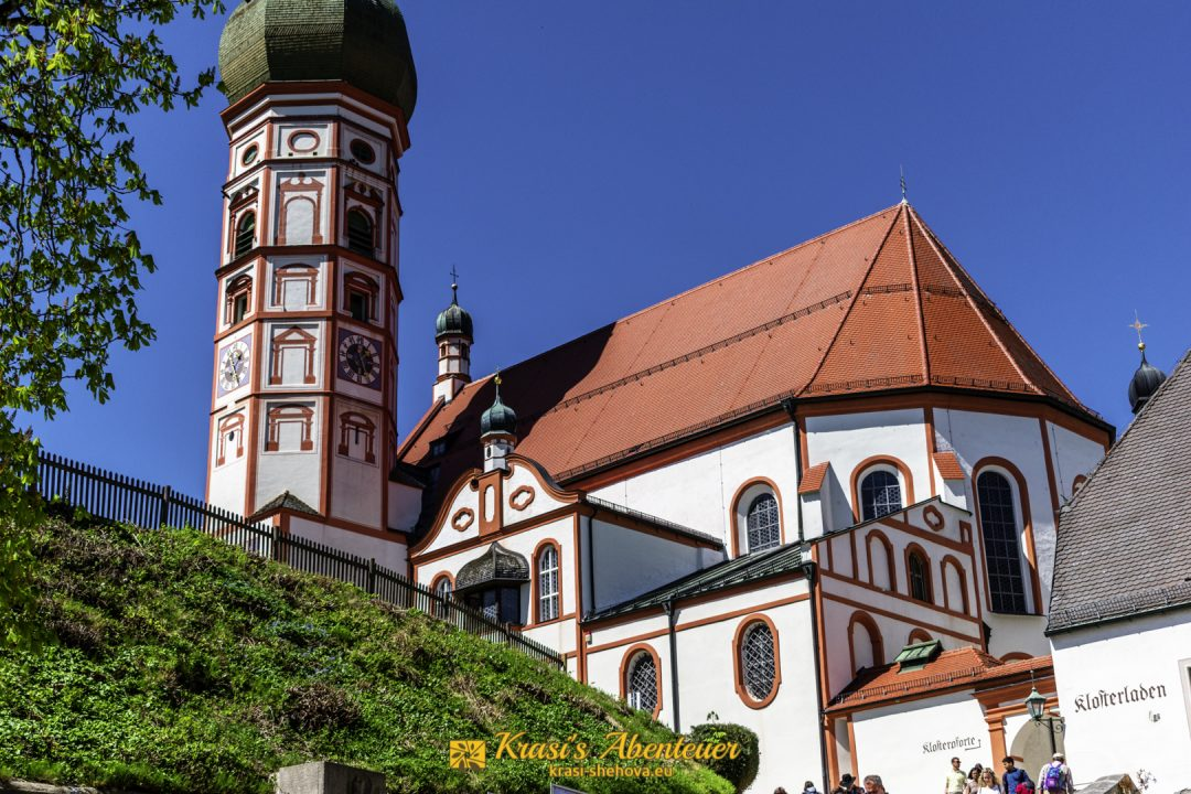Kloster Andechs / Манастир Андекс