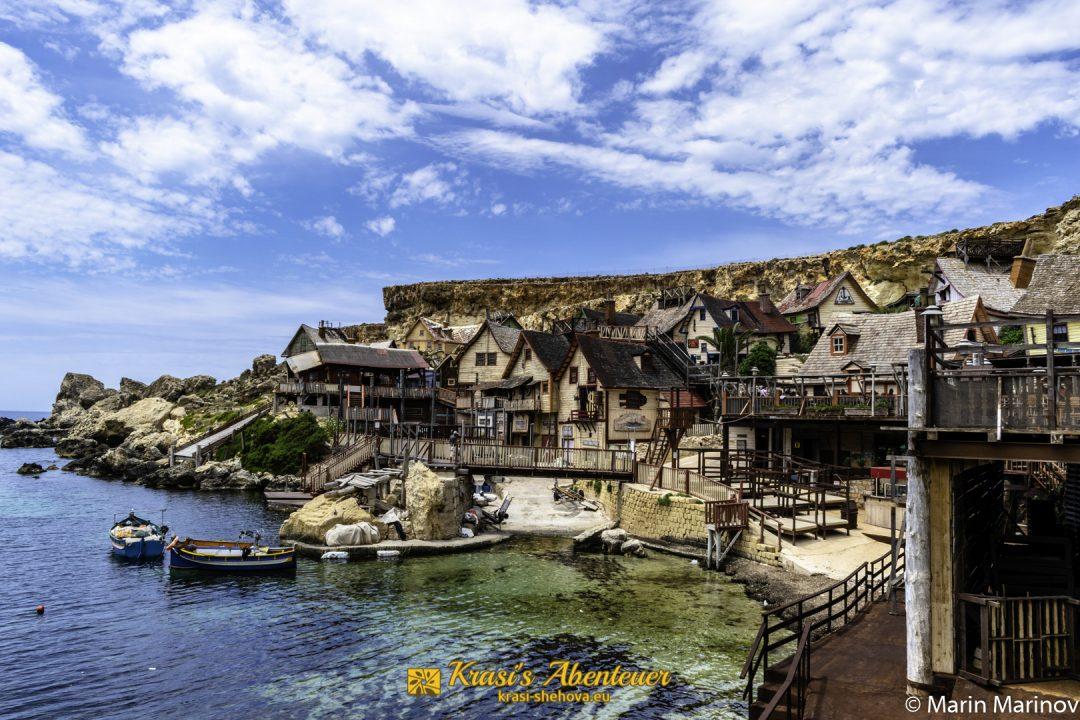 Селото на Попай / Popeye Village