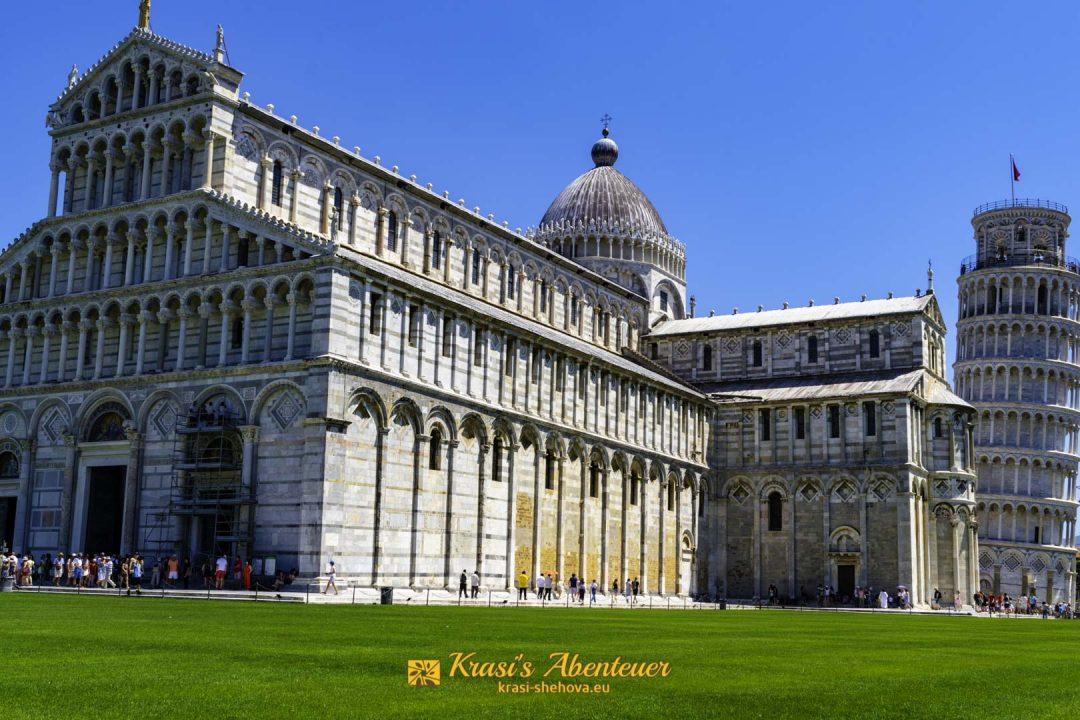 Dom Santa Maria Assunta und der schiefe Turm
