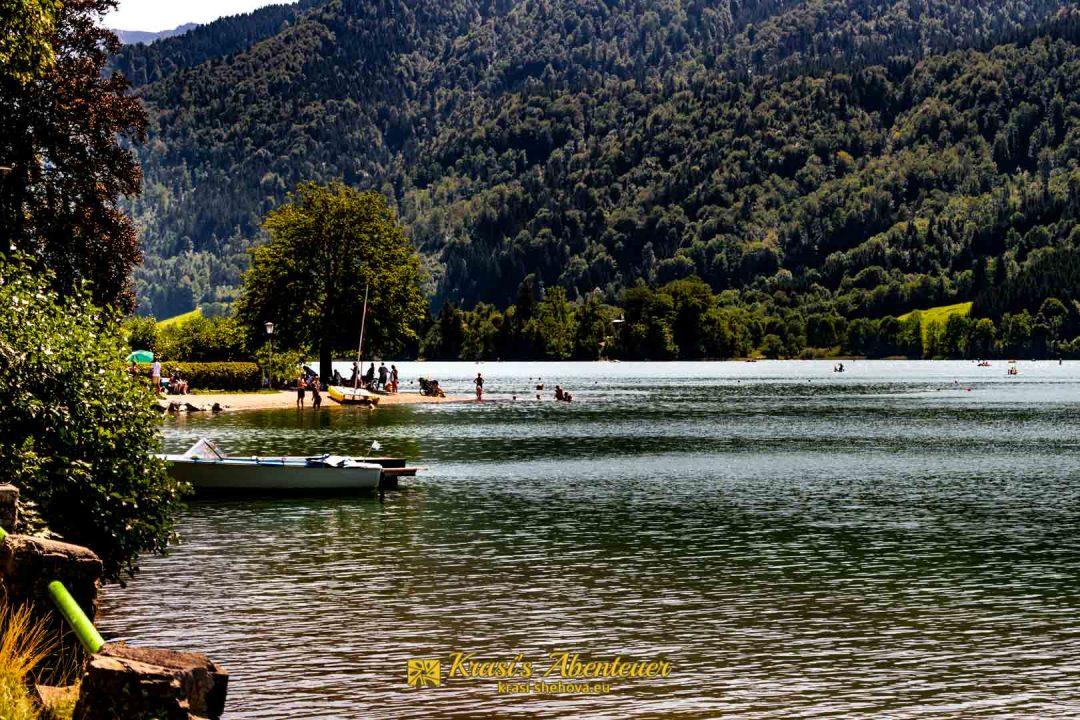 Шлиерзее / Езерото Шлиер